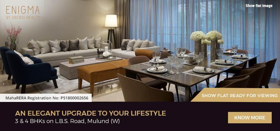 Enigma : Luxury Apartments: LBS Mulund (W)