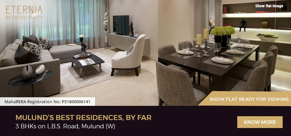 Eternia : Luxury Apartments: LBS Mulund (W)
