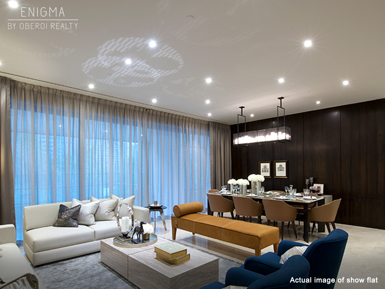 Engima By oberoi Realty