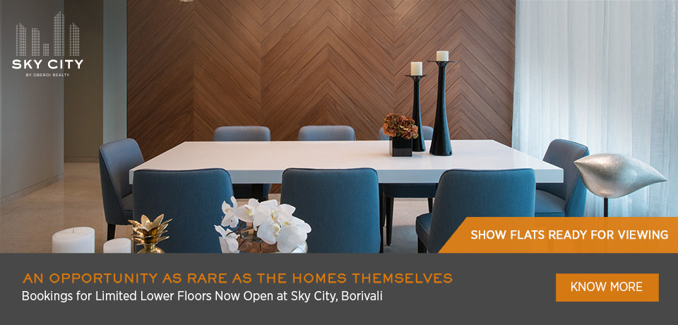 Sky City: Luxury Properties: Borivali (E)