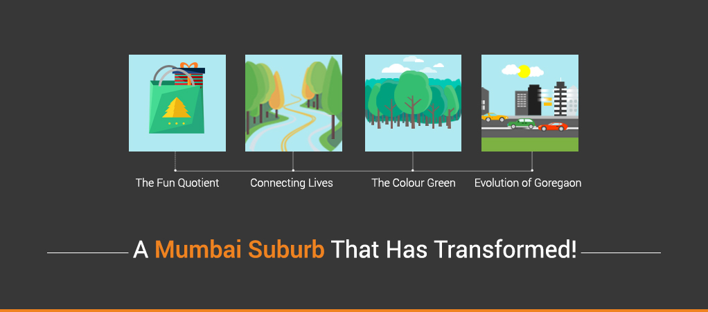 A MUMBAI SUBURB THAT HAS TRANSFORMED!