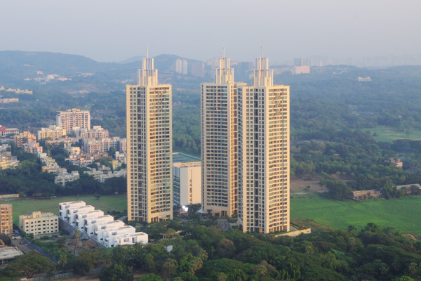 Woods: Luxury Properties: Goregaon (E): 11