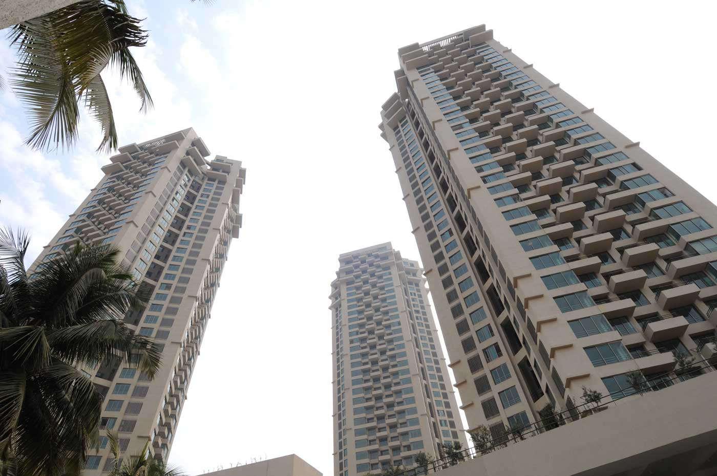 Springs: Luxury Flats: Andheri (W): 1