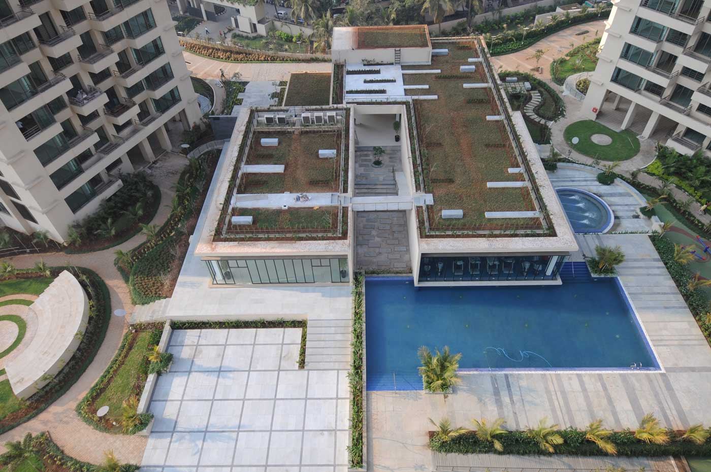 Springs: Luxury Flats: Andheri (W): 4