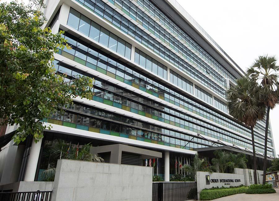 Oberoi International School, JVLR, Andheri (E)