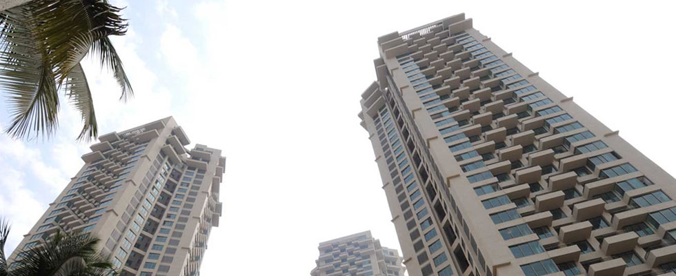 Springs: Luxury Flats: Andheri (W)