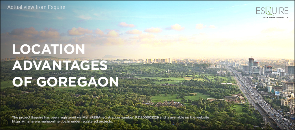 Location Advantages That Make Goregaon a Preferred Real Estate Destination