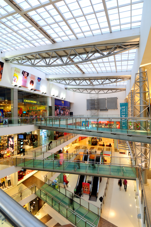 Mall: Shopping Mall: Goregaon (E): 1
