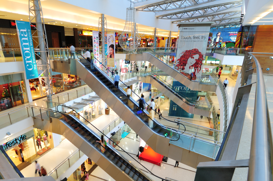 Mall: Shopping Mall: Goregaon (E): 4