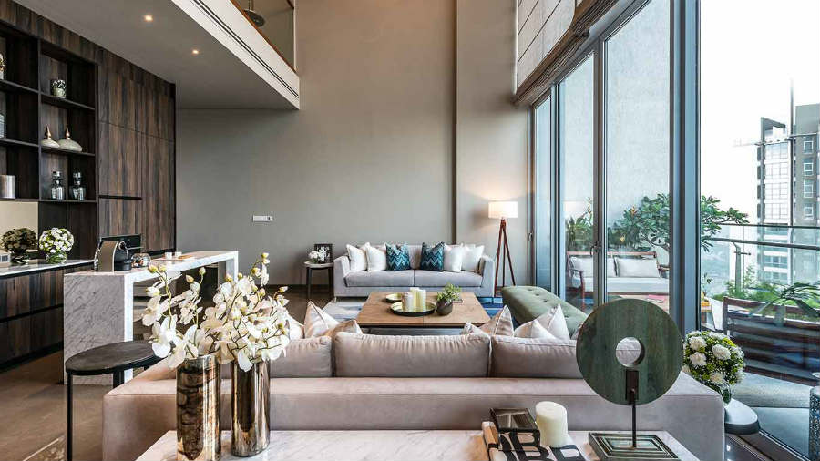 Penthouses in goregaon east