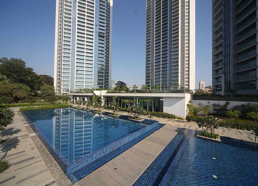 Amenities of Penthouses 1