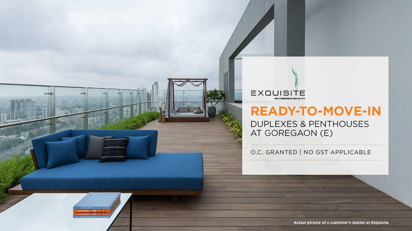 Penthouses By Oberoi Realty